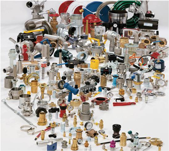 Hydraulic Hose, Fittings & Accessories Photo