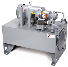 Hydraulic Power Unit Photo